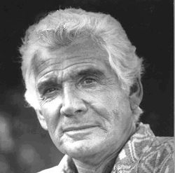 Gene Barry in the late 1980's