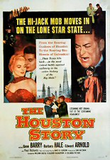 The Houston Story poster