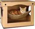 SnoozePal Cat Hammock in a Box